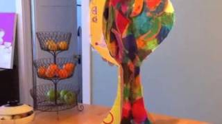 Groovy Rainbow Fruit Salad Tree