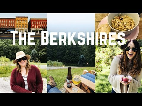 Berkshires Travel Vlog | As Told By