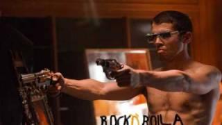 The Clash-Bankrobber subtitulado en español (rocknrolla soundtrack)
