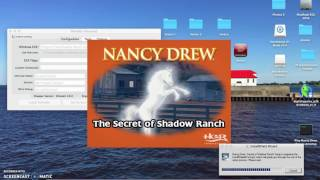 How to play PC games on mac! (Wineskin) ( 2 disc) (Nancy Drew Games)