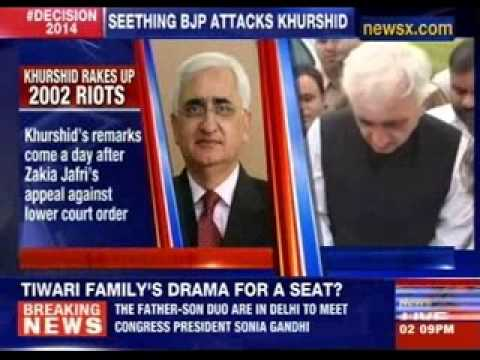 Supreme Court did'nt clear Modi says Salman Khurshid