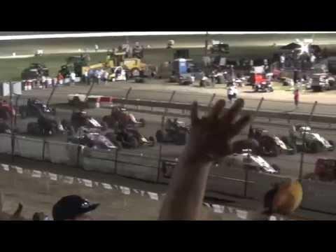 Sprints Main 8-30-14 Calistoga Speedway