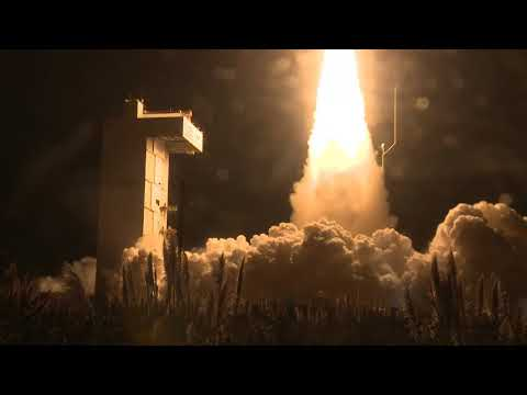 Rocket Carrying Spy Satellite Launched From California