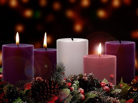 Christmas Special: The Advent wreath and the candles