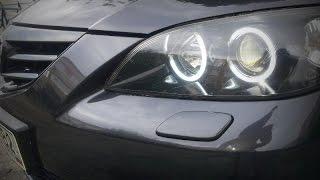 Тест драйв Mazda 3   2.0   G1