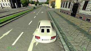 Fahr Simulator 2009 Gameplay
