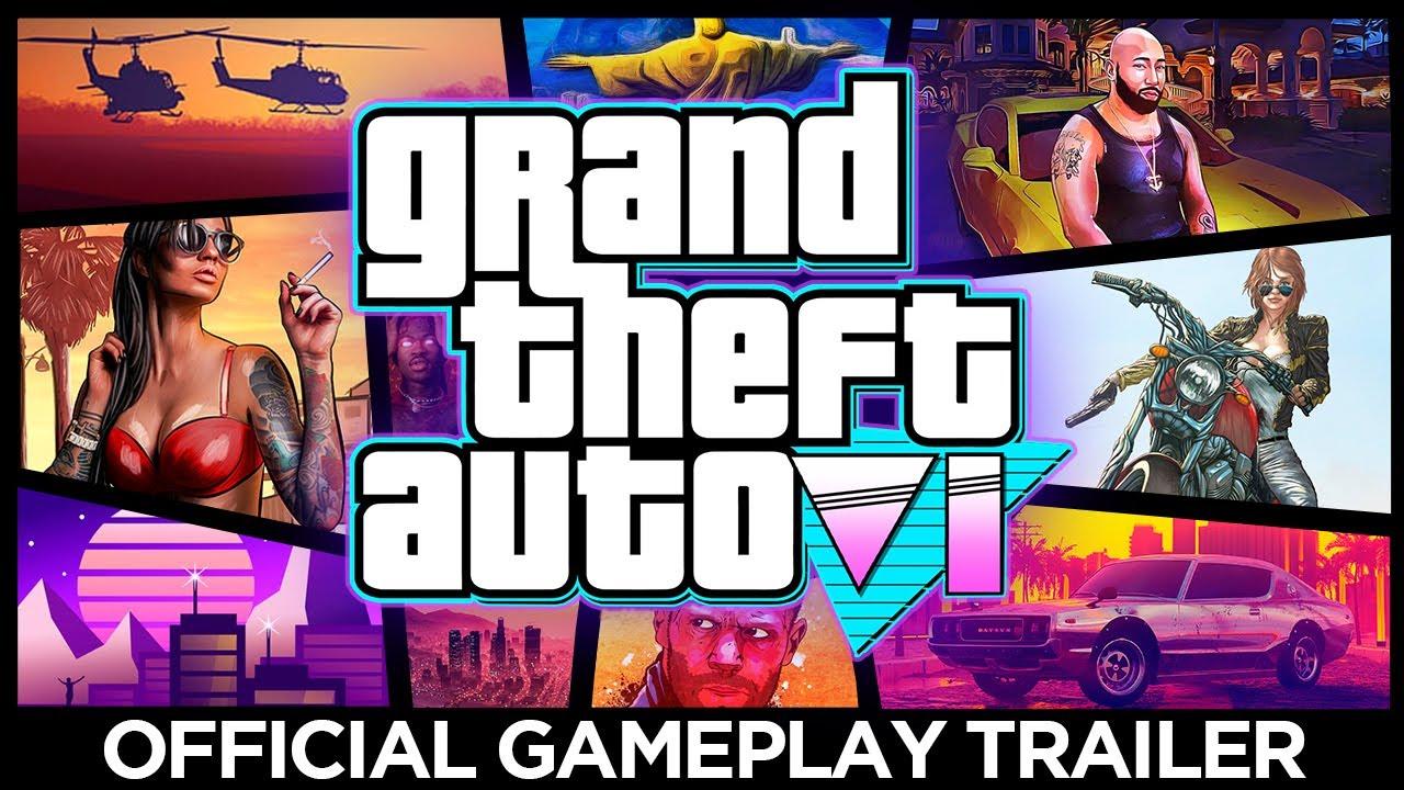 Download Grand Theft Auto VI: Gameplay Trailer