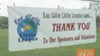 Eau Gallie Little League Opening Day - 02/23/2008
