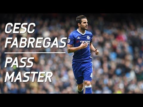 CESC FABREGAS | PASS MASTER