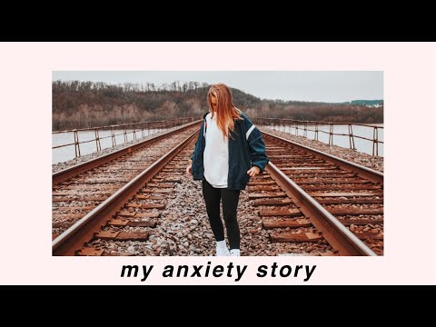 My Struggle With Anxiety.