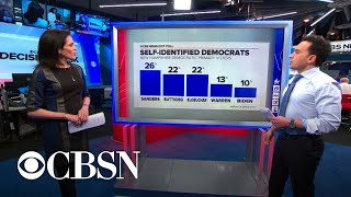 How the New Hampshire primary vote breaks down