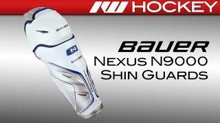 Bauer Nexus N9000 Shin Guards Review