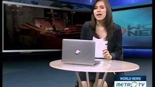 vuclip Krizia Alexa | Metro TV World News | 20141031