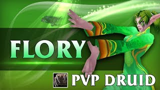 FLORY 💚 | WOW CLASSIC PVP (Druid Twink 29 lvl)