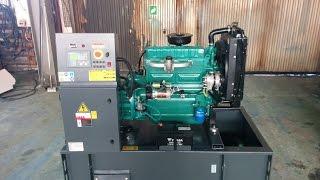 видео дизельный генератор 6 квт