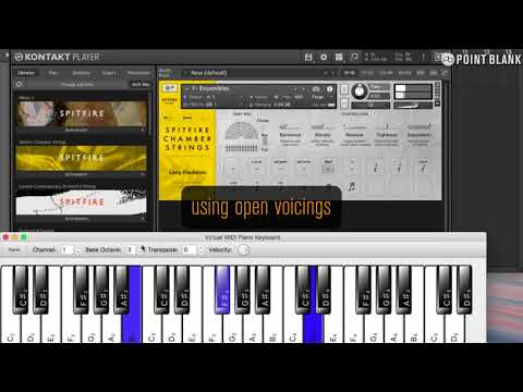Compositional Tips with Spitfire Audio's 'Chamber Strings