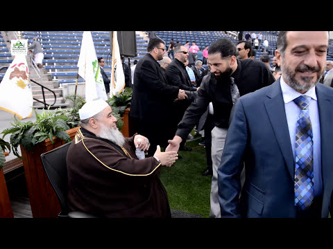Full Eidul Fitr Video at Toyota Park, Chicago, 2017