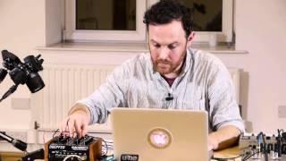 Comment créer une ligne de basse avec le Doepfer Dark Energy II - avec John Watson