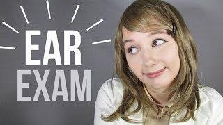 ASMR   Ear Exam   Ear Cleaning   Ear Irrigation