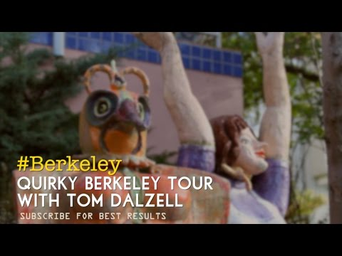 #Berkeley: Quirky Berkeley Tour