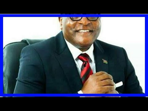 Breaking News | MCP convention to cost K100m: Chakwera likely to go unopposed as president