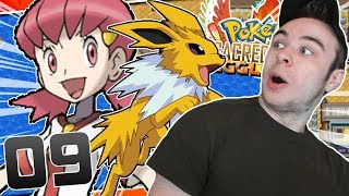 HATCHING A HACKED POKEMON & THE TOUGHEST GYM EVER! Pokémon Sacred Gold Egglocke Part 9 w/ HDvee