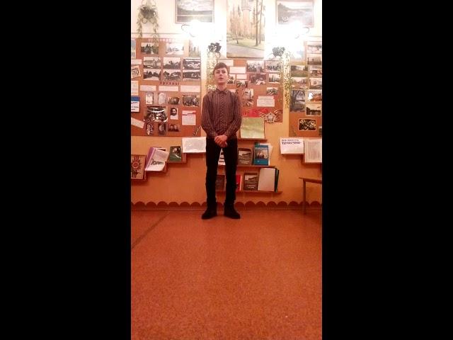 Изображение предпросмотра прочтения – ЭльдарШиршов читает произведение «А знаешь, есть в мире хорошие люди» Л.Сопиной