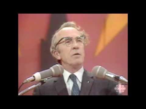 Tommy Douglas 1971
