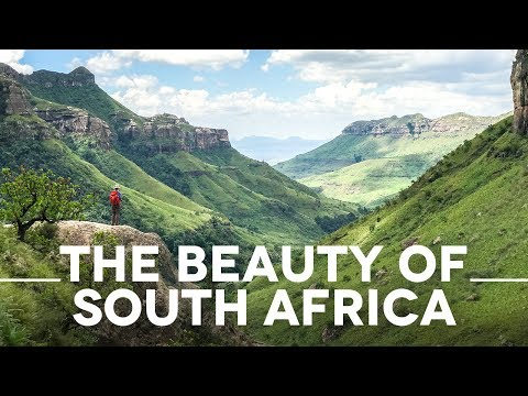 The Beauty Of South Africa – by Drone [4K] | WE TRAVEL THE WORLD