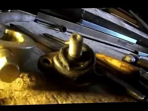 Замена шарового пальца (шаровой опоры) на автомобиле ВАЗ 2112 в гараже
