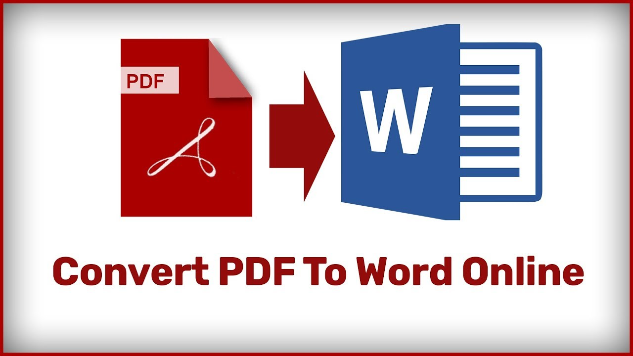 export pdf to editable word document