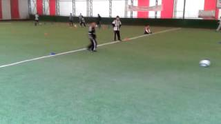 sultanbeyli bjk futbol okulu ikizler Doğukan ve Beritan