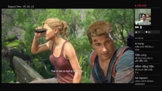 Uncharted 4 (p13): Hí hí, nghẹt thở cùng vợ yêu !!!