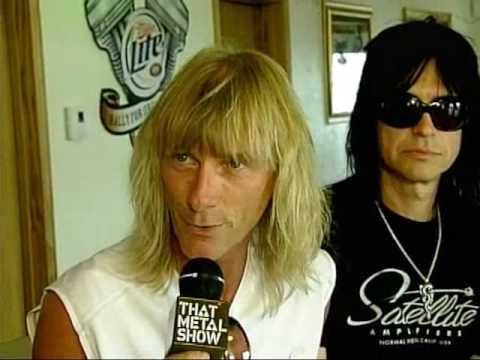 KIX - Eddie Trunk Interview Rocklahoma 2009