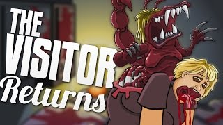 LEAVE NO SURVIVORS - The Visitor Returns