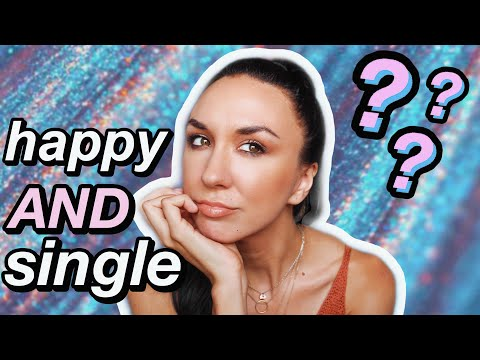 Being Single And Content   Can You REALLY Be Single And Happy ? from YouTube · Duration:  11 minutes 55 seconds