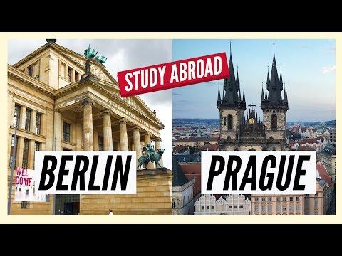 Study Abroad - Berlin & Prague