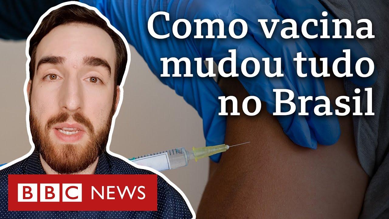 Covid: 5 dados que revelam efeito transformador da vacina no Brasil