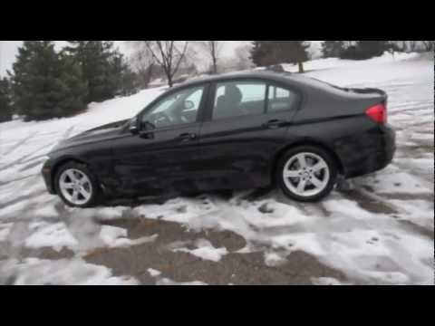 BMW XDrive Walkaround Startup Test Drive And Review - Bmw 2013 328
