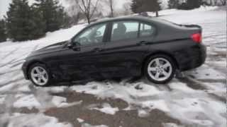 2013 BMW 328 xDrive Walkaround, Startup, Test Drive and Review