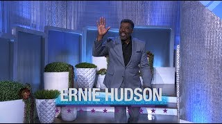 Thursday on 'The Real': Ernie Hudson Is Here!