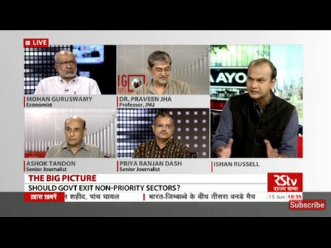 The Big Picture - NITI Aayog recommends sale of PSUs: Should govt. exit non-priority sectors?