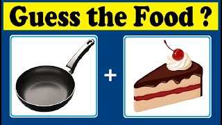 Guess the food quiz 6    Brain game   Brain teasers   Riddles   Puzzle game   Timepass Colony