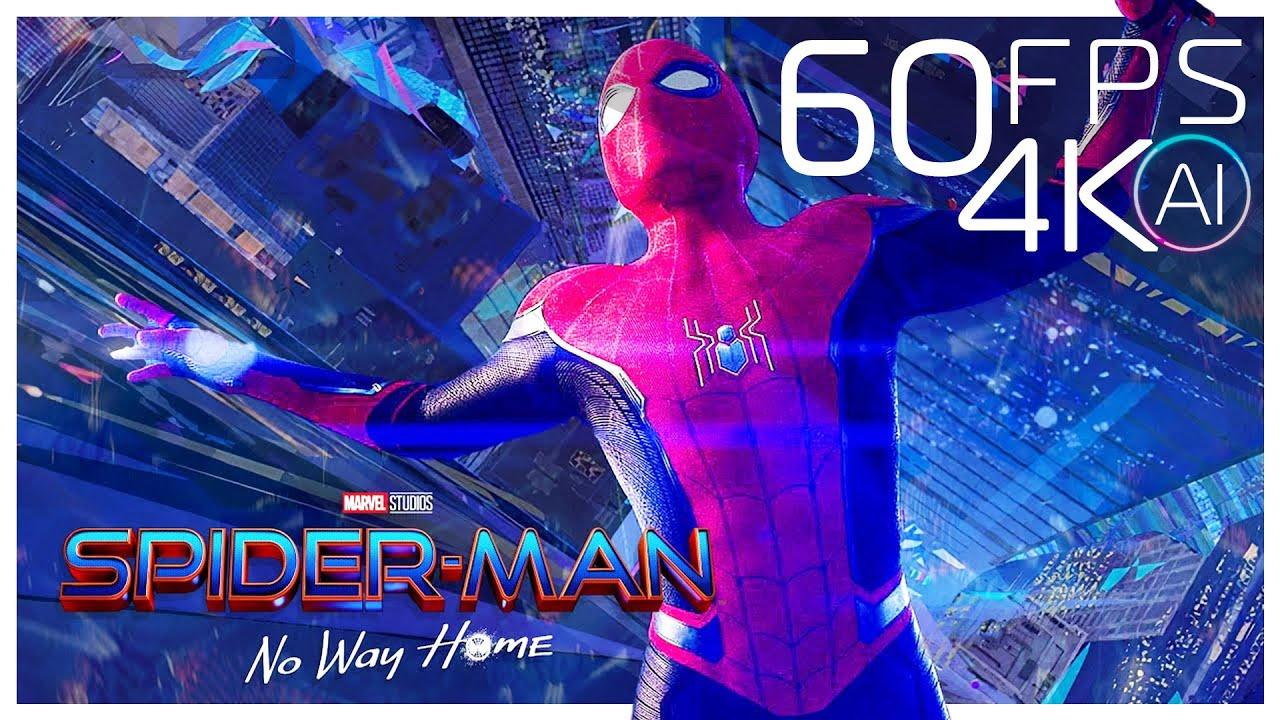 Download SPIDER-MAN: NO WAY HOME - Official Teaser Trailer (4K ULTRA HD 60FPS) NEW 2021