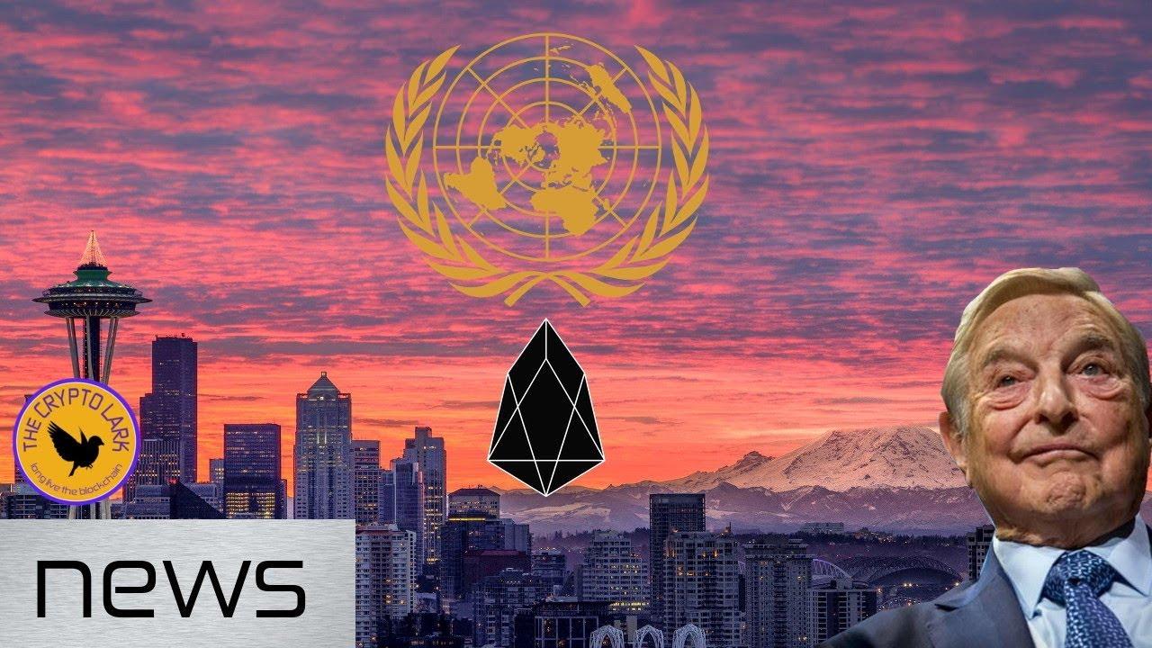 Bitcoin & Cryptocurrency News – UN, Soros, Mining Crack Down, & EOS