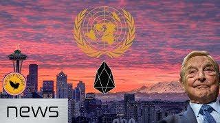 Bitcoin & Cryptocurrency News - UN, Soros, Mining Crack Down, & EOS