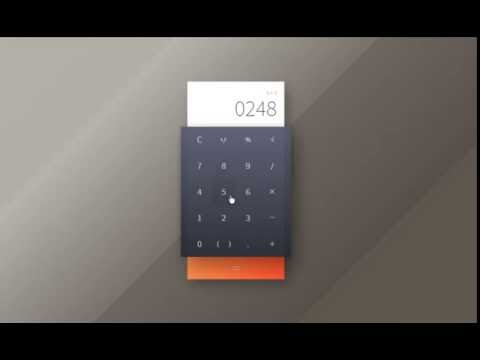 Download Free Fancy Calculator With Source Code And Tutorial