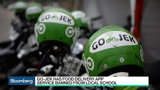 Why Jakarta School Banned Go-Jek Food Delivery Service