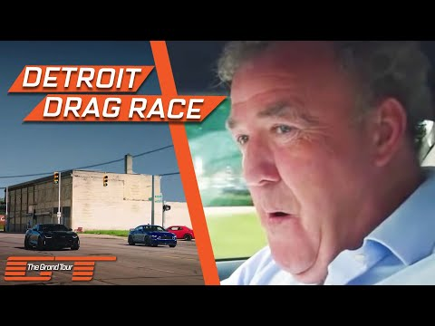 The Grand Tour: Detroit Drag Race