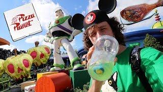 Probando comida de Toy Story en VIDA REAL!